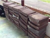 Storage Heater bricks (~40)