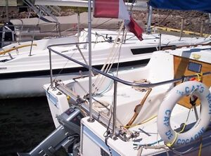 Aquarius 23 sailboat
