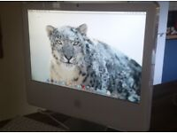 Apple iMac 20inch All-in-one Computer - OSX Snow Leopard