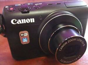Canon PowerShot N100 + 2nd genuine battery, near new mint condn Beaconsfield Fremantle Area Preview