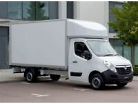 LOW COST 24/7 MAN & VAN, REMOVALS SERVICE, HOMES, OFFICES, DELIVERIES & COLLECTIONS, UK & EUROPE
