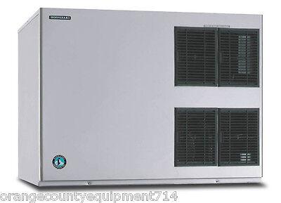 New 1867 Lb Ice Maker Hoshizaki Km-1900sah 5646 Commercial Air Cooled Cube Nsf