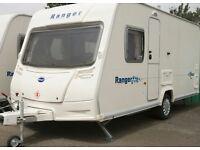 Bailey ranger 4 berth caravan