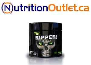 Brand NEW Cobra Labs The Ripper 30 Servings