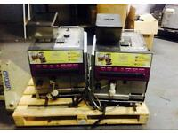 2 X LA CIMBALI BEAN TO CUP FULLY AUTOMATIC COFFEE MACHINE FOR SPARES OR REPAIRS
