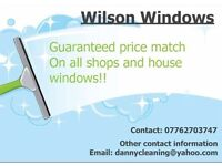 WINDOW CLEANING AND GUTTER SERVICES