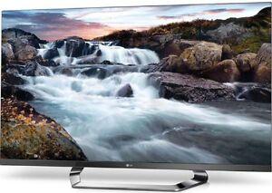 TV LG  55LA7400 cinema 3D et smart TV