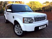 2011 Land Rover DISCOVERY 4 3.0 V6