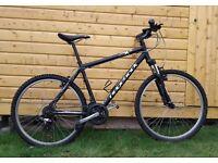 Lightweight 6061 Ridgeback MX2 Terrain Mountain Bike, immaculate condition