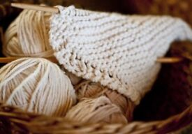 Knitting Lessons Wanted