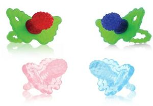 Razbaby-Razberry-Raz-Berry-Silicone-BPA-Free-Baby-Pacifier-Teether-Gum-Soother