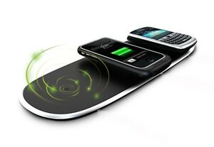 New Powermat Portable Home/Office Wireless Charging Mat Charges upto 3 Devices