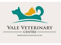 Registered Veterinary Nurse required ASAP