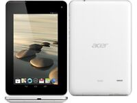 Acer Iconia 7 inch Android Wi-Fi Tablet Bluetooth Camera White
