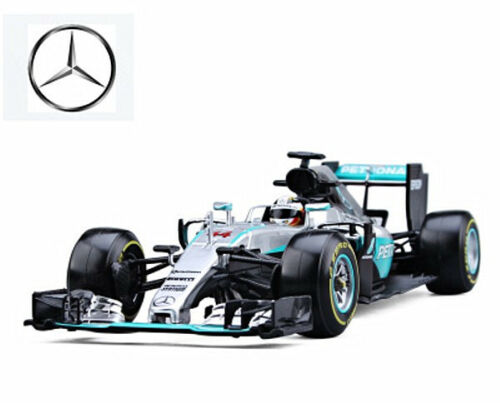 Bburago 1:18 Formula F1 Mercedes AMG 44# Lewis Hamilton Mode