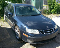 2005 Saab 9-3 for parts