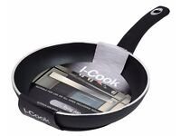 Brand New 28CM I-COOK Frying Pan for all hobs including induction