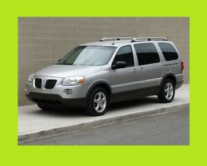 ★2006 Pontiac Montana SV6 Ext. New Transmission. Great Condition