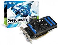 MSI Geforce GTX 650 Ti 1GB GDDR5