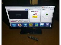 LG 37 inch smart led HD TV excellent condition fully working