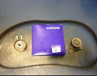 Volvo timing belt / camshaft seals installation