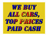 WE BUY ALL CARS AND VANS FOR CASH, PART EX WELCOME RUNNERS, NON-RUNNERS UNWANTED, MOT FAILURE Llanrumney, Cardiff