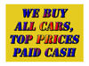 WE BUY ALL CARS AND VANS FOR CASH, PART EX WELCOME RUNNERS, NON-RUNNERS UNWANTED, MOT FAILURE Newport Road, Cardiff