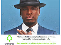 NEYO TICKETS -- Read the ad description before replying!!
