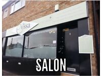 Beauty salon business for sale £6,000 plus leasehold