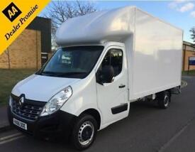 2016 Renault Master 2.3 LL35 130 Business 4dr EU6 Manual Luton