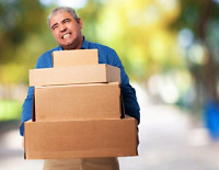 MOVING BOXES-- LOWERED PRICE