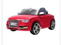 Audi Electric Ride On