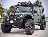 Looking for a Jeep Wrangler