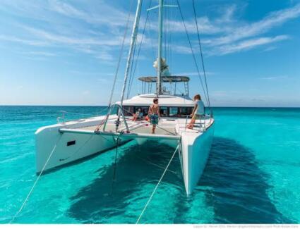 WANTED.. catamaran 2 swap for my 8T 4x4 camper