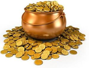 Upto 20 or more per gram of your gold