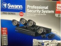 Swann Professional CCTV system - Brand new and boxed