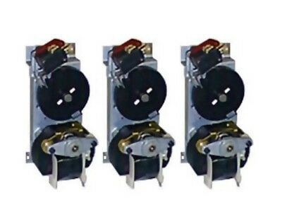 3 - Vendo Black Disk Vending Machine Motors Fits 407450 475