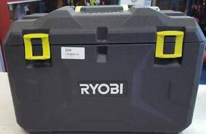 Ryobi Tool Box with Drill Bits Macquarie Fields Campbelltown Area Preview