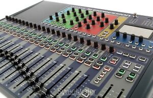 Soundcraft SI expression 2 24 channel digital mixer
