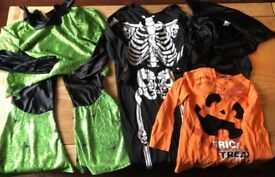 Halloween dress up Age 4-6 years - washed