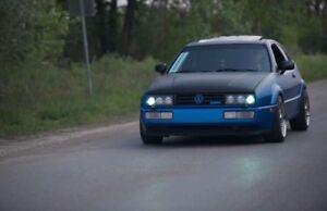 1993 Volkswagen corrado vr6
