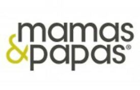 Mamas and papas cot
