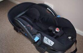Stokke iZi Sleep by BeSafe Car Seat - Black