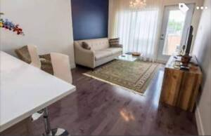 Brand new mezzanine furnished condo for rent/atwater market