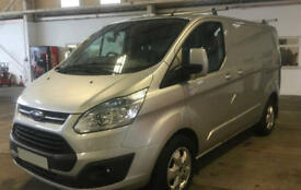Ford Transit Custom FROM £62 PER WEEK!