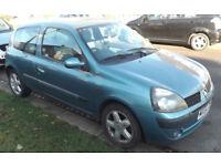 2002 Renault Clio 1.2 Extreme 16V 3 doors