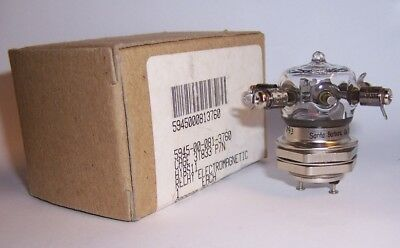 Balzers IKW 010 High Vacuum Relay Component 230V BDG04 512