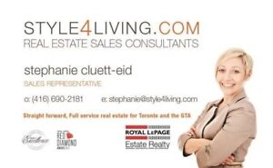 Buying a home? Choose your Style 4 Living! (Markham/York)
