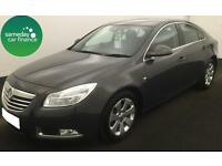 £156.18 PER MONTH GREY 2013 VAUXHALL INSIGNIA 2.0 NAV SRI DIESEL MANUAL