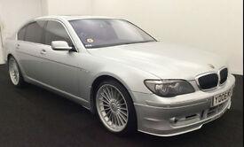 """2006 BMW 760Li 6.0 V12 445 BHP LWB LIMO 82K LOW MILES ALPINA BODYKIT 20"""" ALLOYS"""